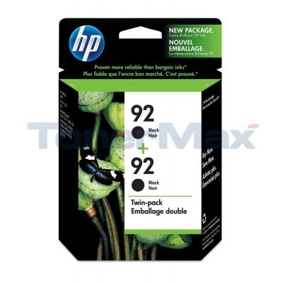 HP NO 92 INK BLACK